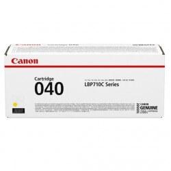 Canon 040 cartouche de toner Jaune 5400 pages pour LBP712Cdn i-SENSYS LBP710Cx LBP712Cx - 1