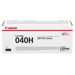Canon 040H cartouche de toner haute capacite Jaune 10000 pages pour LBP712Cdn, i-SENSYS LBP710Cx, LBP712Cx - 1