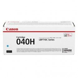 Canon 040H cartouche de toner haute capacite Cyan 10000 pages pour LBP712Cdn i-SENSYS LBP710Cx LBP712Cx - 1