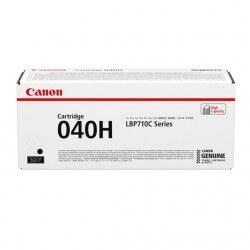Canon 040H cartouche de toner haute capacite Noir 12500 pages pour LBP712Cdn i-SENSYS LBP710Cx LBP712Cx - 1
