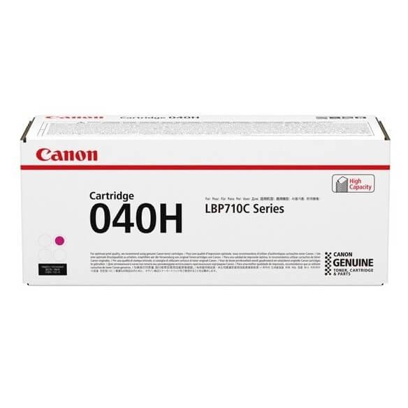Consommable Canon 040H  cartouche de toner haute capacite Mage...
