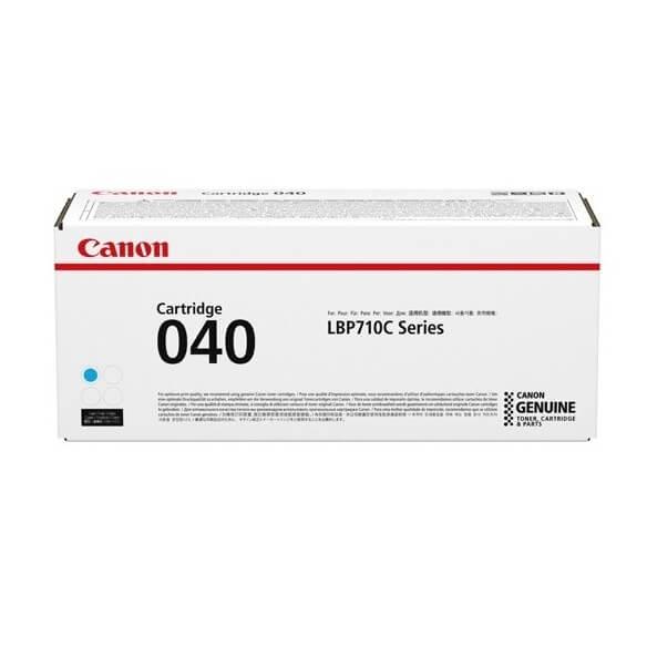 Consommable Canon 040  cartouche de toner Cyan 5400 pages pour...