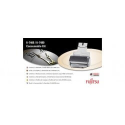 Fujitsu Kit de consommables pour scanner pour fi-7460, 7480 - 1