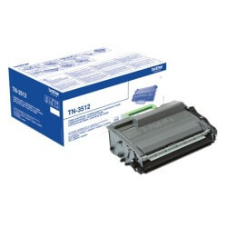 Brother TN3512 cartouche de toner pour Brother DCP-L6600DW, HL-L6250DN, L6300DWT, L6400DWTT - 1