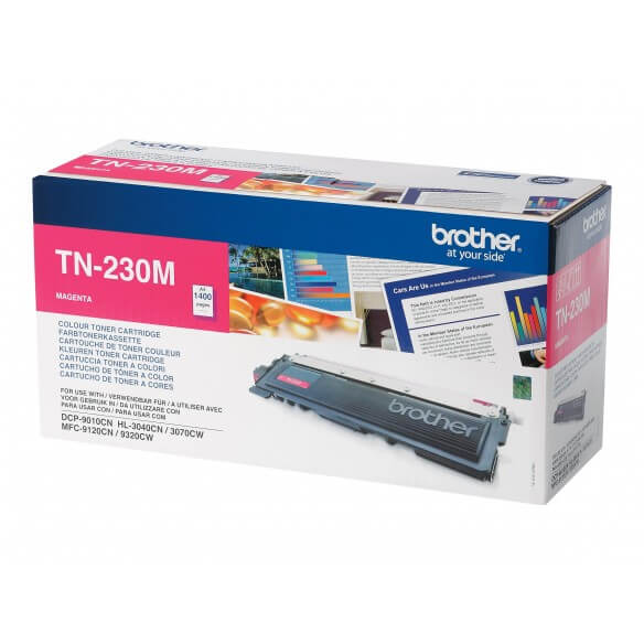 Brother TN230M toner magenta 1400 pages