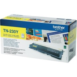 Brother TN230Y cartouche de toner jaune 1400 pages