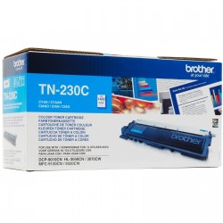 Brother TN230C toner cyan 1400 pages
