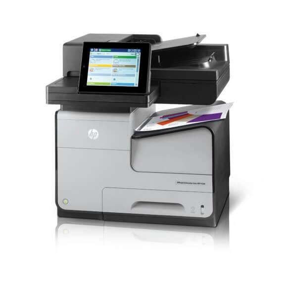 Imprimante HP Officejet Enterprise Color X585f Imprimante mult...
