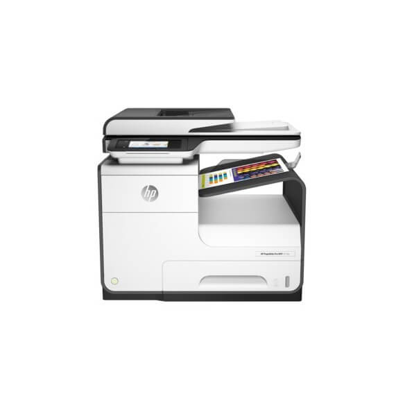 Imprimante HP PageWide Pro 477dw Imprimante multifonctions cou...
