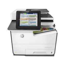 HP PageWide Enterprise Color MFP 586dn - 1