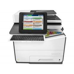 HP PageWide Enterprise Color Flow MFP 586z Imprimante multifonctions couleur A4 - 1