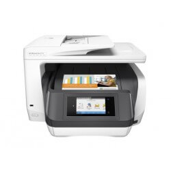 HP Officejet Pro 8730 All-in-One Imprimante multifonctions couleur jet d'encre A4 - 1