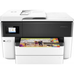 HP Officejet Pro 7740 All-in-One Imprimante multifonctions couleur jet d'encre A3+ - 1