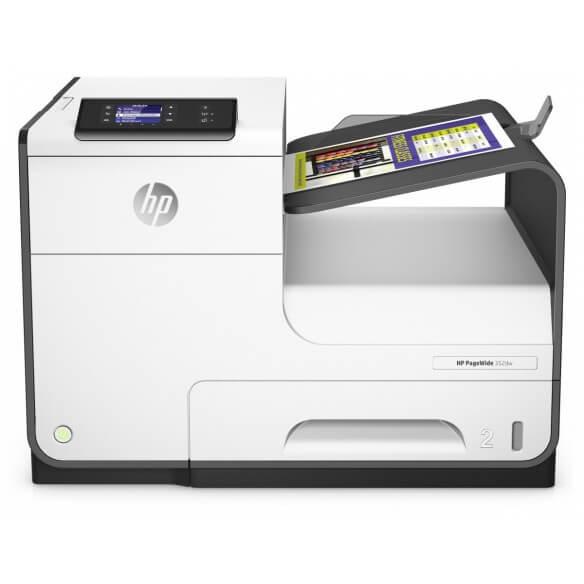Imprimante HP PageWide 352dw Imprimante couleur Recto-verso A4