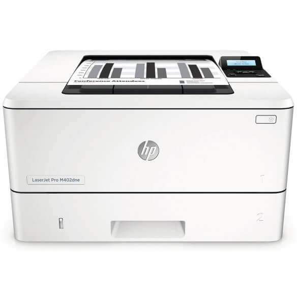 Imprimante HP LaserJet Pro M402dne Imprimante laser monochrome...
