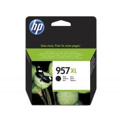 HP 957XL cartouche d'encre noir a rendement extrêmement élevé 63.5 ml pour Officejet Pro 8210, 8218, 8720, 8740 - 1