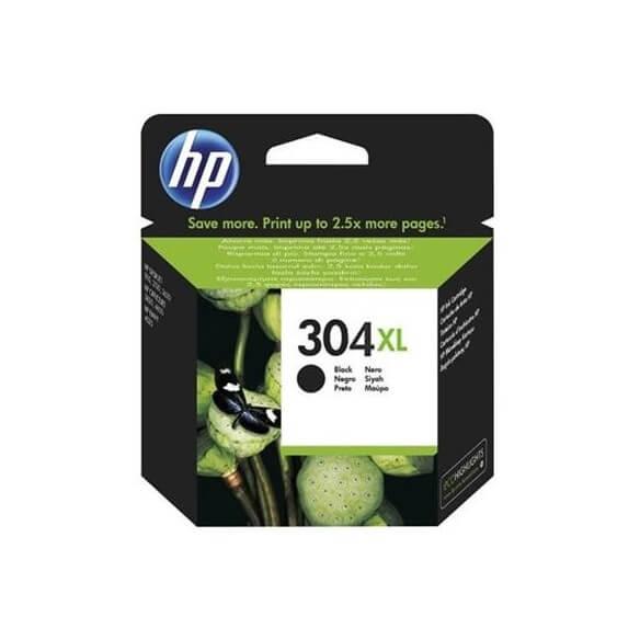 Consommable HP 304XL cartouche d'encre noir a rendement élevé