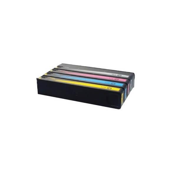 Consommable HP 973X cartouche d'encre cyan a rendement é...