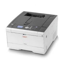 OKI C532dn Imprimante couleur Recto-verso A4 - 1