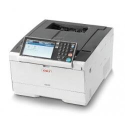 OKI C542dn Imprimante couleur Recto-verso A4 - 1