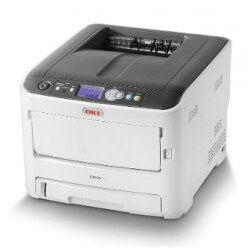 OKI C612n Imprimante couleur A4 reseau - 1