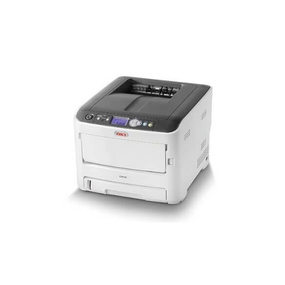 Imprimante OKI C612n Imprimante couleur A4 reseau