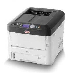 OKI C712n Imprimante laser couleur A4 reseau - 1