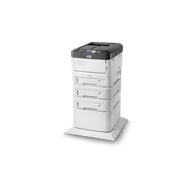 oki c712dn imprimante laser couleur a4 reseau recto verso le mat riel informatique. Black Bedroom Furniture Sets. Home Design Ideas