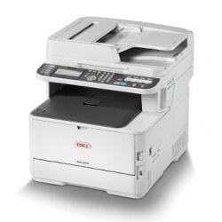 OKI MC363dn Imprimante multifonctions laser couleur A4 recto-vero - 1