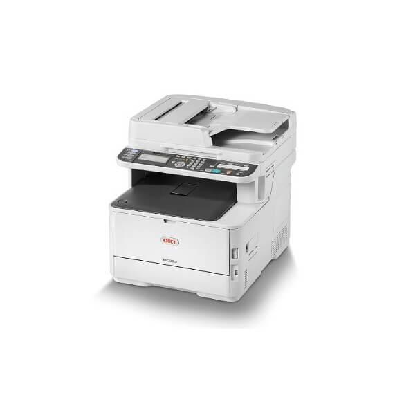 Imprimante OKI MC363dn Imprimante multifonctions laser couleur...