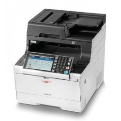 OKI MC573dn Imprimante multifonctions laser couleur A4 recto-vero - 1