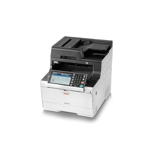 Imprimante OKI MC573dn Imprimante multifonctions laser couleur...