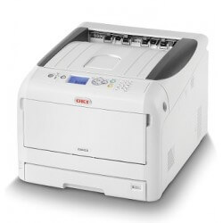 OKI C823dn Imprimante couleur A3 reseau recto-verso - 1