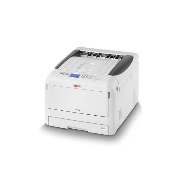 Imprimante OKI C823dn Imprimante couleur A3 reseau recto-verso