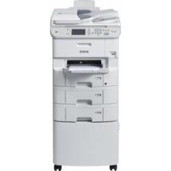 Epson WorkForce Pro WF-6590D2TWFC Imprimante multifonctions couleur jet d'encre A4