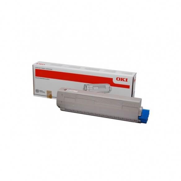 Consommable OKI 46508714 Cartouche de toner magenta 1500 pages pour C332 et MC363