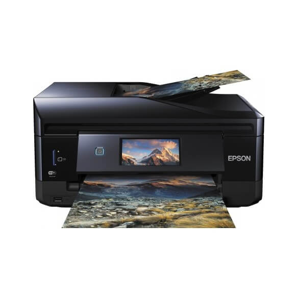 Imprimante Epson Expression Premium XP-830 Imprimante multifonctions couleur jet d'encre A