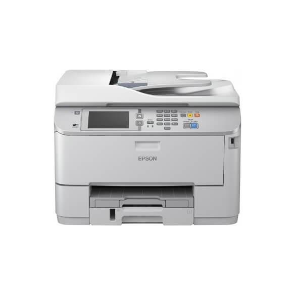 Imprimante Epson WorkForce Pro WF-M5690DWF Imprimante multifonctions Noir et blanc jet d'e