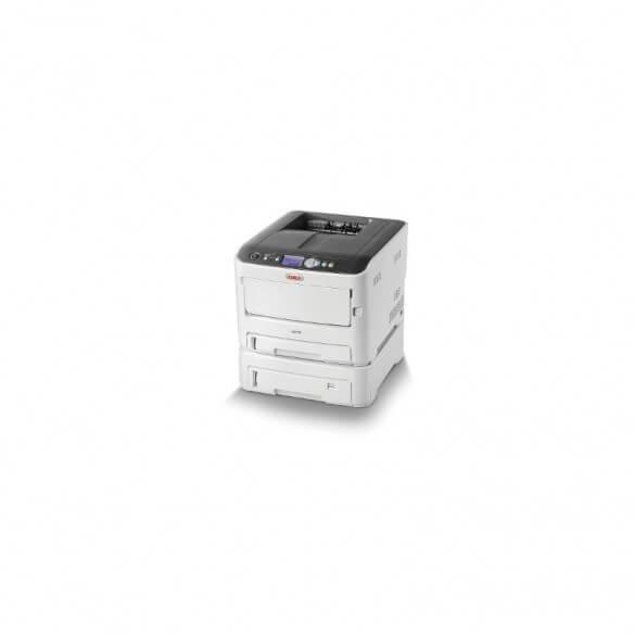 Imprimante OKI C612dn Imprimante couleur A4 reseau recto-verso