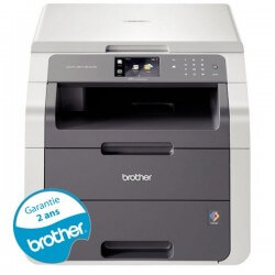 Offre : Brother DCP-9015CDW Imprimante Multifonction couleur laser A4 Wifi
