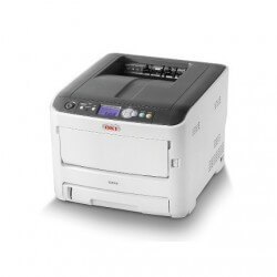 OKI C612dn Imprimante couleur A4 reseau recto-verso