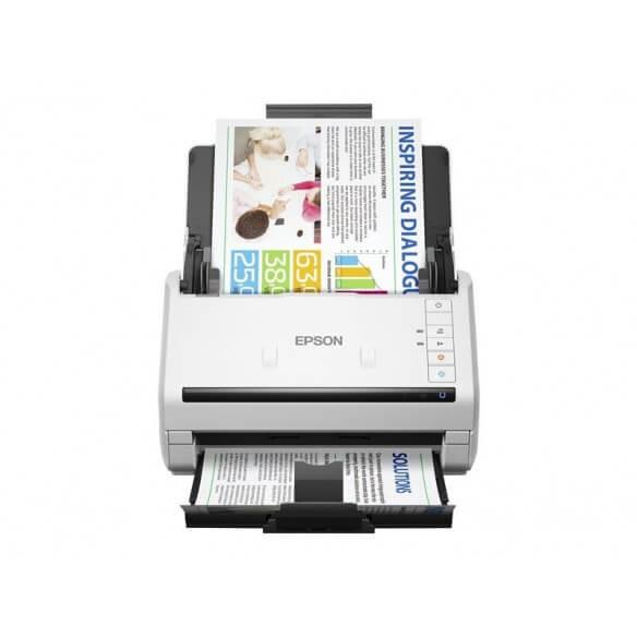 Epson WorkForce DS-530 Scanner de documents Recto-verso