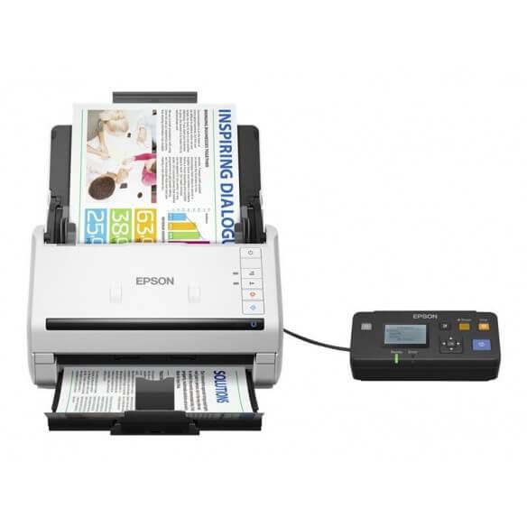 Epson WorkForce DS-530N Scanner de documents recto-verso réseau