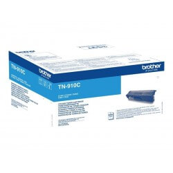 Brother TN-910C Cartouche de toner cyan 9000 pages pour HL-L9310CDW,MFC-L9570CDW