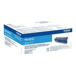 Brother TN-421C cartouche de toner cyan 1800 pages pour DCP-L8410CDW,HL-L8260CDW,HL-L8360CDW,MFC-L8900CDW,MFC-8690CDW