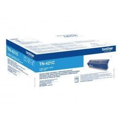 Brother TN-421C cartouche de toner cyan 1800 pages capacité standard