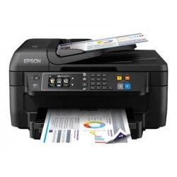 Epson WorkForce WF-2760DWF - Imprimante multifonctions - couleur - jet d'encre - A4