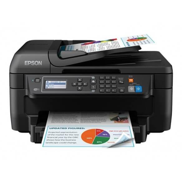 Imprimante Epson WorkForce WF-2750DWF - Imprimante multifoncti...