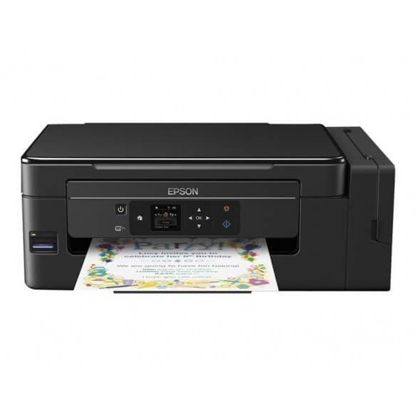 Imprimante Epson EcoTank ET-2650 - Imprimante multifonctions -...
