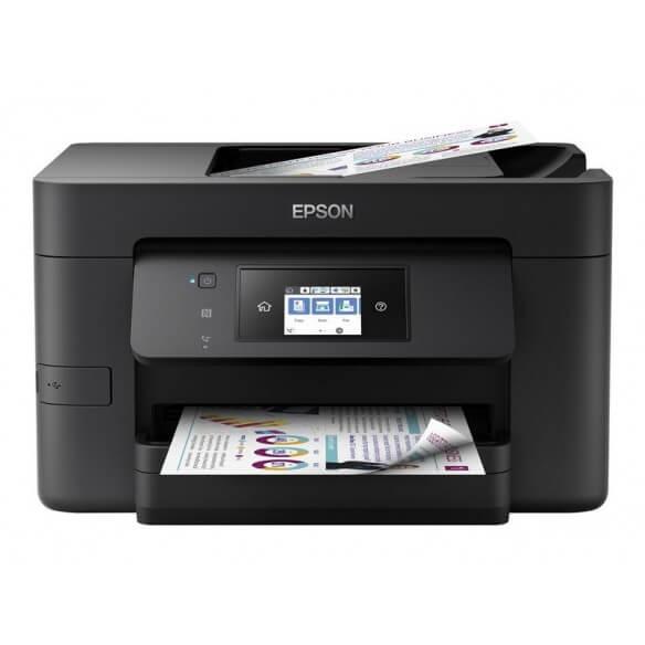 Imprimante Epson WorkForce Pro WF-4720DWF - Imprimante multifonctions - couleur - jet d'en